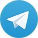 logo telegram p